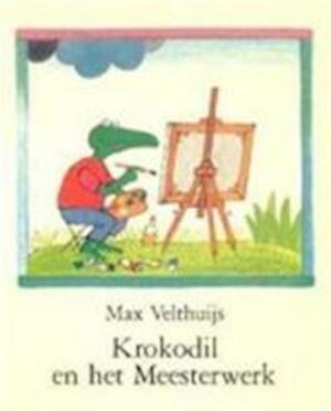 krokodil en het meesterwerk max velthuijs isbn