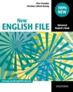 English File - New Edition. Advanced. Student's Book - Clive Oxenden