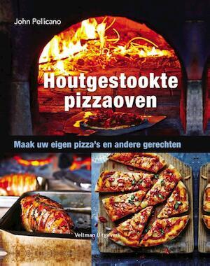 Houtgestookte pizzaoven - John Pellicano