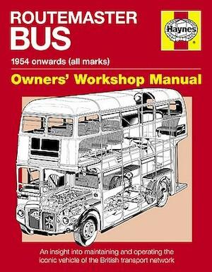 Haynes Routemaster Bus - Andrew Morgan