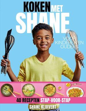Koken met Shane - Shane Kluivert