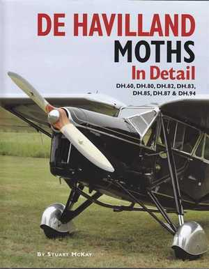 De Havilland Moths in Detail - Stuart McKay