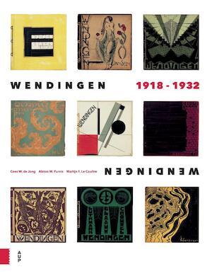 Wendingen - Cees W. de Jong, Alston W. Purvis, Martijn F. le Coultre