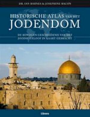 Historische atlas van het Jodendom - Ian Barnes