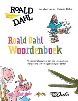 Roald Dahl woordenboek - Roald Dahl, Quentin Blake