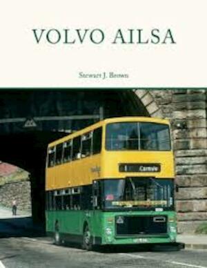 Volvo Ailsa - Stewart J. Brown