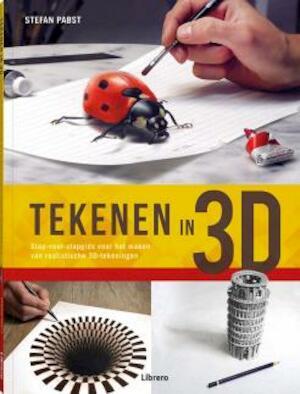Tekenen in 3d stefan pabst isbn 9789089987884 de for Tekenen in 3d