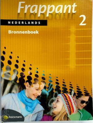 Frappant Nederlands 2 aso Bronnenboek - Jan Vandromme, Els Lambaerts