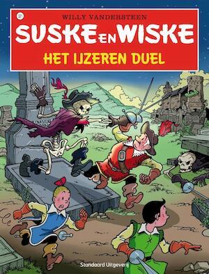 Het ijzeren duel - Willy Vandersteen