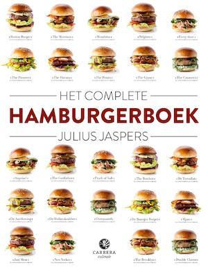 Het complete hamburgerboek - Julius Jaspers
