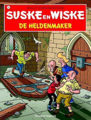 338 De heldenmaker - Willy Vandersteen, Peter Van Gucht