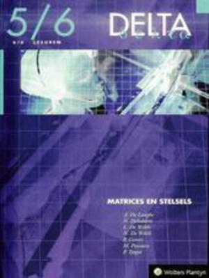 Delta 5/6 Matrices en stelsels (6/8u) - J. e.a. De Langhe