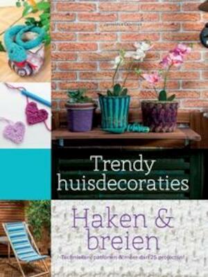 Trendy huisdecoraties (haken en breien) - Jaroslava Dovcova