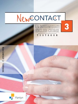 New contact 3 Leerboek - Roger Passchyn; Geert Claeys