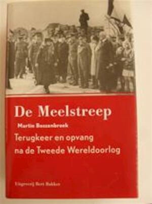 De meelstreep - M. P. Bossenbroek