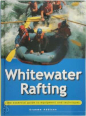 Whitewater rafting -