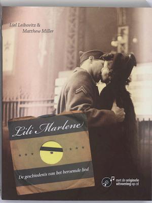 Lili Marlene + CD - Liel Leibovitz
