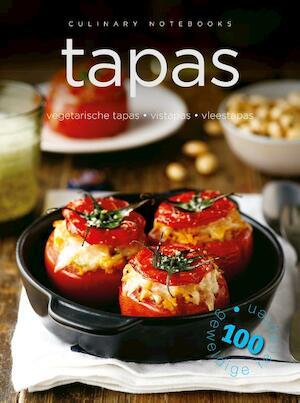 Culinary Notebooks Tapas -