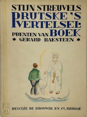 Prutske's vertelselboek - Stijn Streuvels