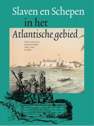 Slaven en schepen in het Atlantisch gebied -