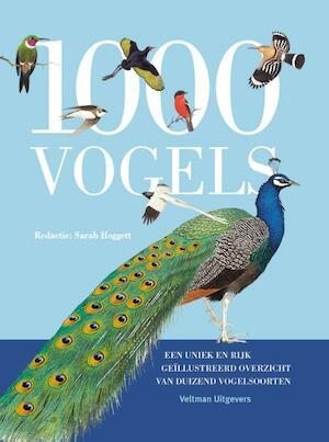 1000 vogels - Sarah Hoggett