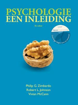 Psychologie, een inleiding - Philip Zimbardo, Robert Johnson, Vivian McCann