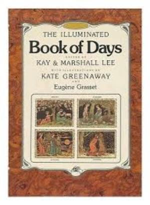 The illuminated book of days - Kate Greenaway