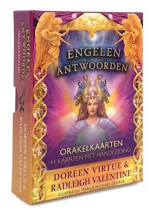 Engelen antwoorden orakelkaarten - Doreen Virtue, Radleigh Valentine