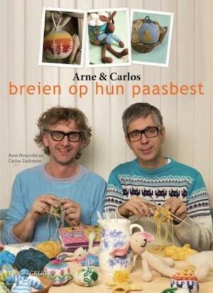 Arne en Carlos op hun paasbest - Arne Nerjordert, Carlos Zachrison