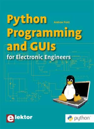 Python programming and guis for electronic engineers