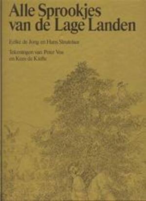 Alle Sprookjes van de Lage Landen - Hans Sleutelaar, Peter A. Vos, Kees De Kiefte
