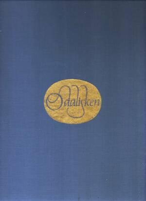 Odalisken, een suite - Nic Van Bruggen, Jan Vanriet