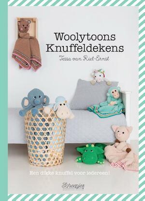 Woolytoons Knuffeldekens - Tessa van Riet-Ernst