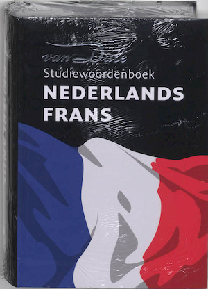 Van Dale Studiewoordenboek Nederlands-Frans - Unknown