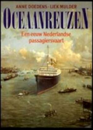 Oceaanreuzen - Anne Doedens, Liek Mulder