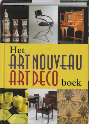Het Art Nouveau Art Deco boek - Titus M. Eliëns