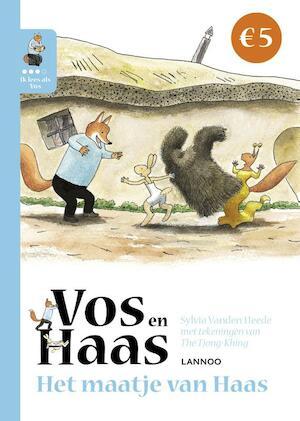 Ik leer lezen met Vos en Haas - Ik lees als Vos - Het maatje van Haas - Sylvia Vanden Heede, Thé Tjong-Khing