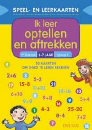Speel- en leerkaarten - Ik leer optellen en aftrekken (6-7 j.) - ZNU