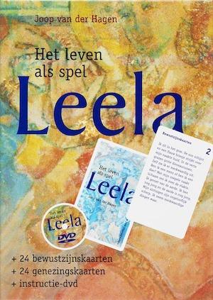 Leela - Het leven als spel + DVD - J. van der Hagen