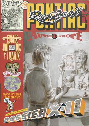 Pontiac Review - Dossier / X-11 - Pontiac