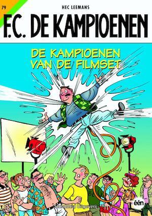 De kampioenen van de filmset - Hec Leemans