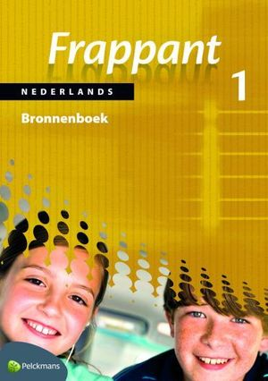 Frappant Nederlands 1 Bronnenboek - Unknown