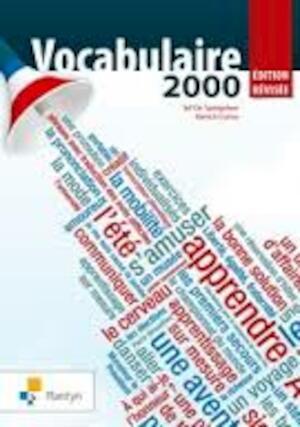 Vocabulaire 2000 revu - Jef de Spiegeleer