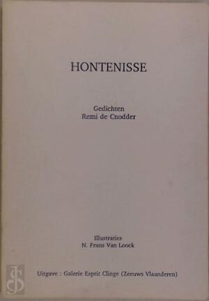 Hontenisse - Remi De Cnodder