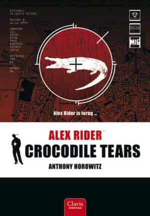 Alex Rider 8: Crocodile tears - Anthony Horowitz