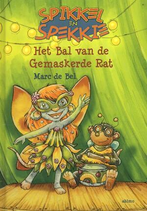 Het bal van de gemaskerde rat - Marc de Bel