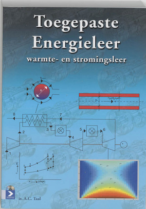 Toegepaste energieleer + CD-ROM - Taal