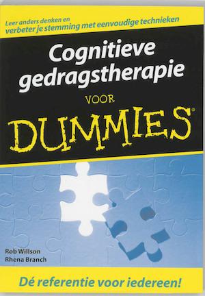 Cognitieve gedragstherapie voor Dummies - Rob Willson, Rhena Branch