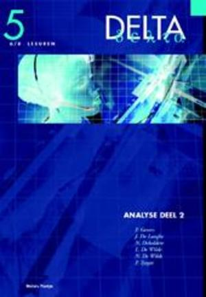 Delta 5 Analyse (6/8u) Deel 2 - P. e.a. Gevers