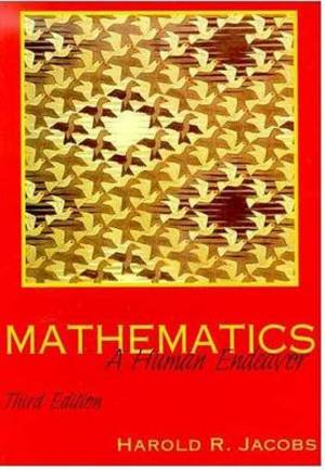 Mathematics - Harold R. Jacobs